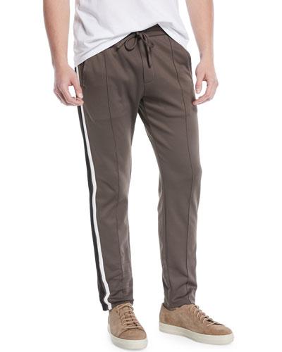Men's Colorblock Track Pants
