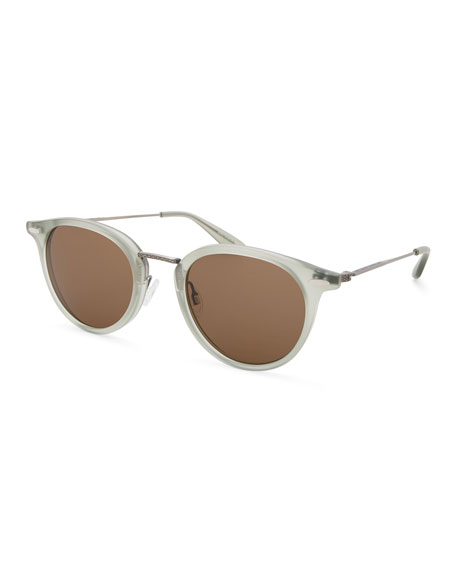 Barton Perreira Men's Cambridge Matte Sunglasses