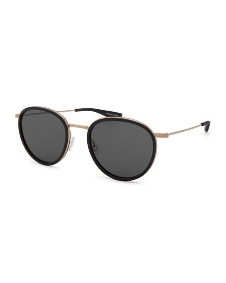 Barton Perreira Men's Corso Noir Sunglasses