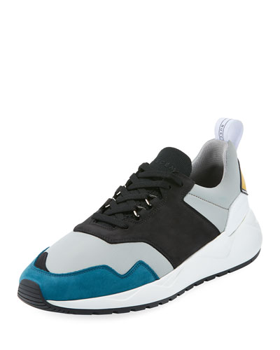 Men's Tricolor Ventura Runner Sneakers