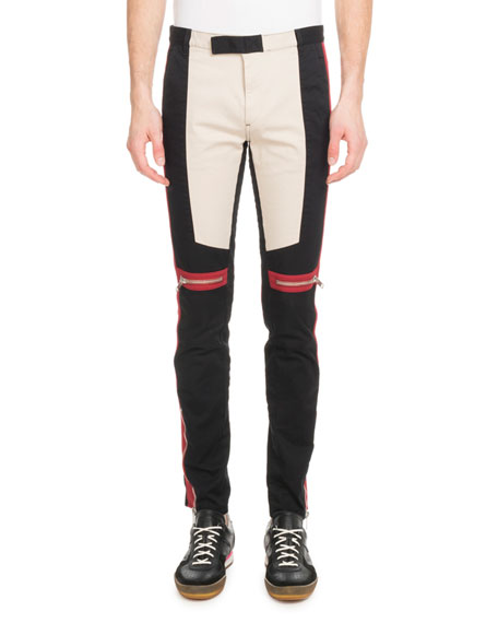 Givenchy Men's Motocross Trouser Pants