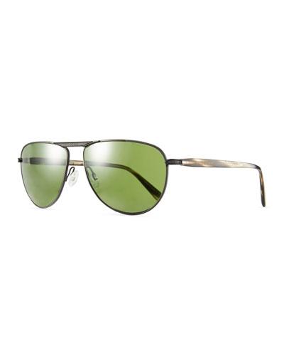 Men's Conduit Street Metal Sunglasses