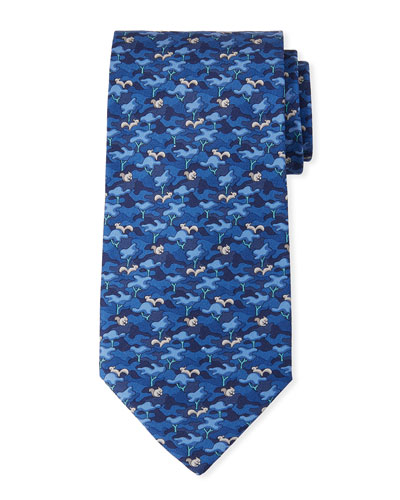 Foresta Silk Tie
