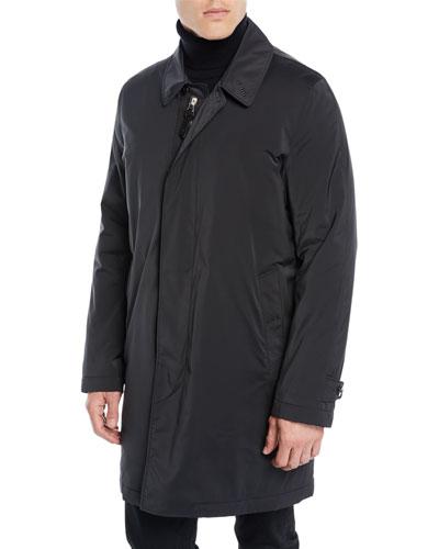 Men's Super-Stretch Raincoat