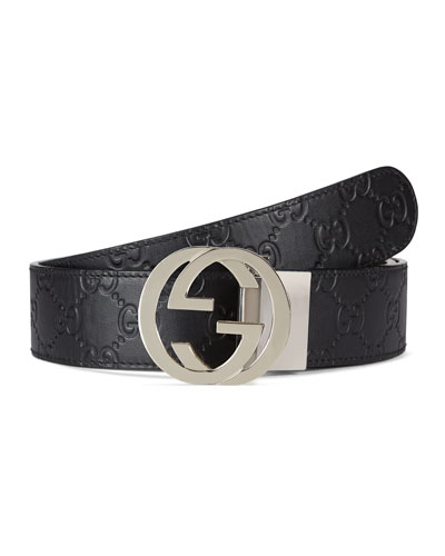 350b494d5b Gucci Belts : Buckle & Cutout Belts at Bergdorf Goodman