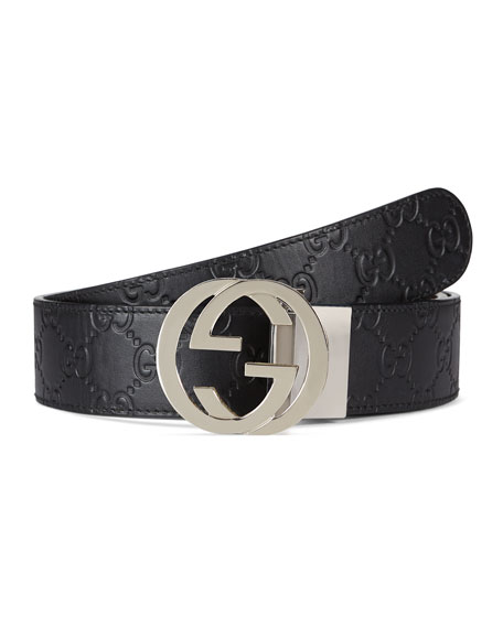 8fb2dea2e29c Gucci Men's Reversible GG Belt