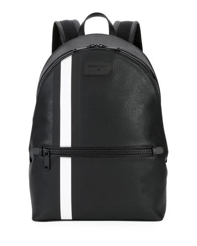 Men's Gattes Trainspotting-Stripe Backpack