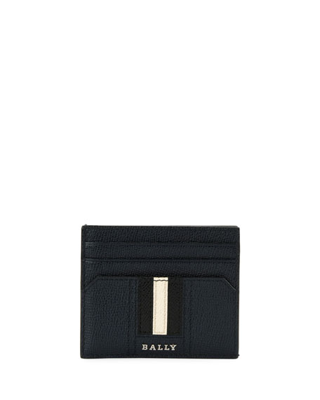 Bally Men's Tablyn Leather Card Case