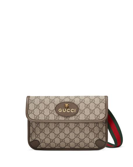 dd7984771418 Gucci Men's Neo Vintage Belt Bag/Fanny Pack
