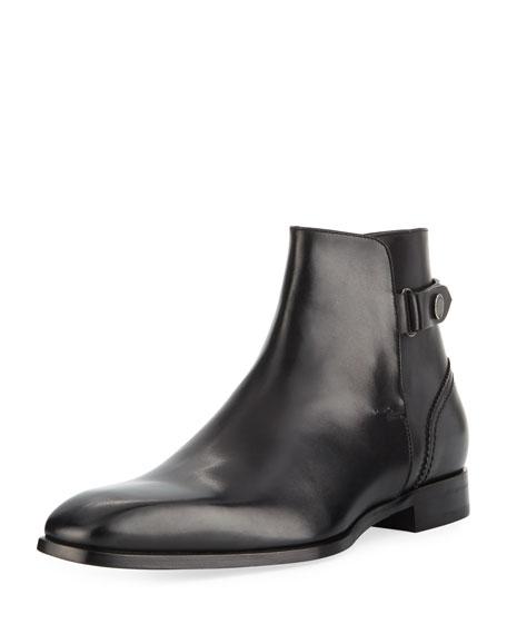 9c73e56c65 Men's Milano Blake Leather Boot Black