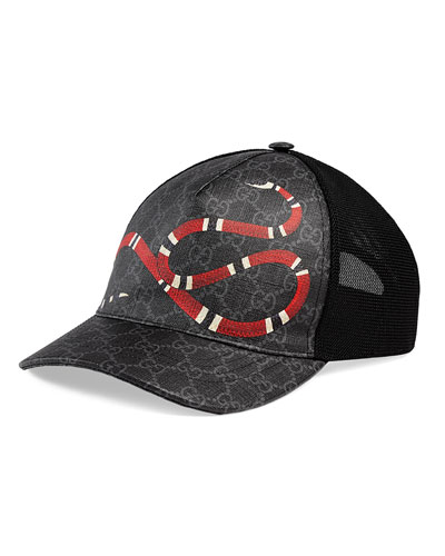 Men's King Snake GG Supreme Baseball Cap