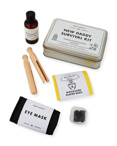 Men's Society Men's New Dad Survival Kit
