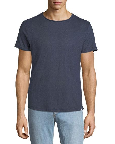 Men's OB-T Linen T-Shirt