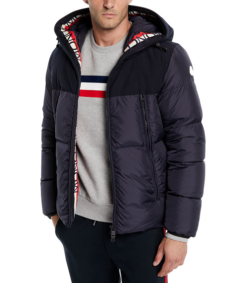 Moncler Men's Montclar Hooded Puffer Jacket