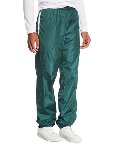 Men's Nylon Athletic Pants