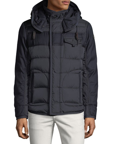 Men's Ryan Hooded Puffer Jacket