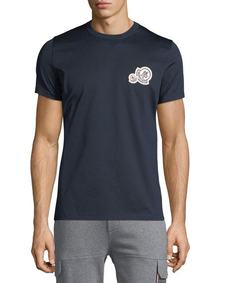 moncler men\u0027s double logo t shirt  Neu Tom Tailor Denim Wei Tshirt Herren Online Bestellen P 454 #1