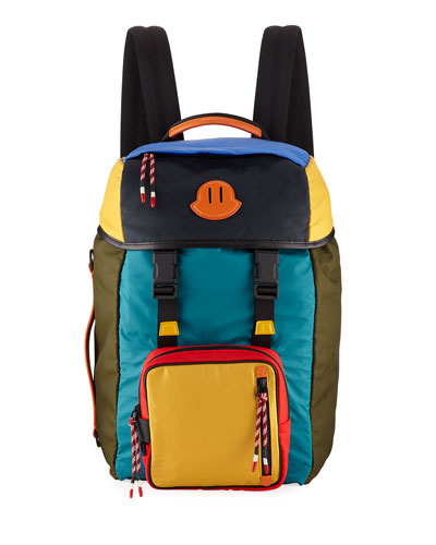 8b519205ce Men s Backpacks   Leather   Canvas Backpacks at Bergdorf Goodman