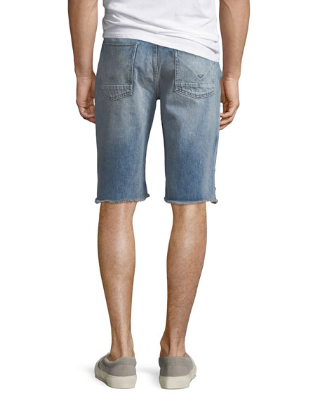 Men's Dixon Distressed Shorts