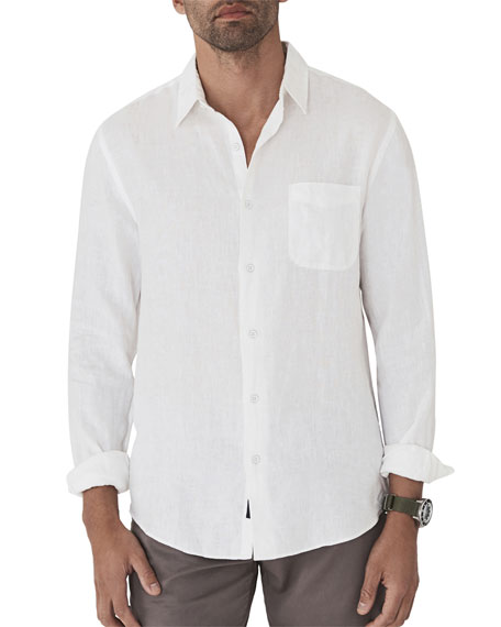 Men's Laguna Linen Sport Shirt
