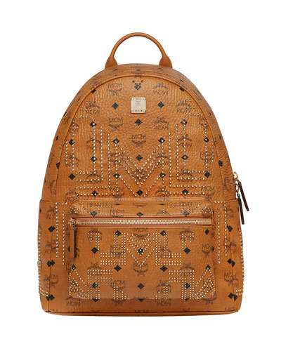 Men's Stark Gunta Medium Studded Backpack