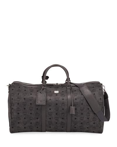 Men's Traveler Visetos Extra Large Weekender Duffel Bag