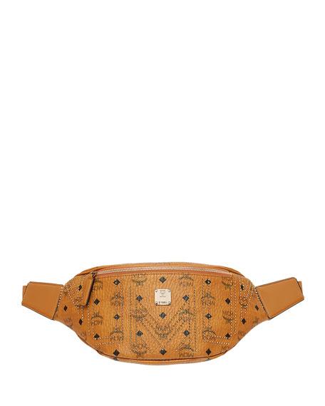 c3135e863eb MCM Stark Gunta Medium Studded Belt Bag