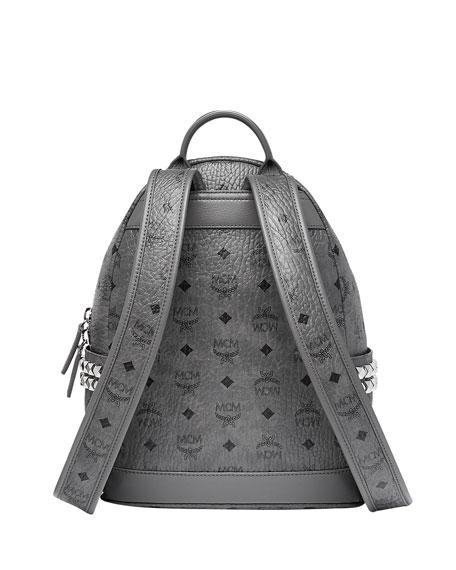 908bb172163 MCM Men s Stark Medium Side-Stud Backpack