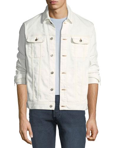 Men's Dart Denim Jacket