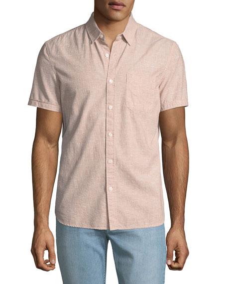 AG Men's Pearson Short-Sleeve Sport Shirt