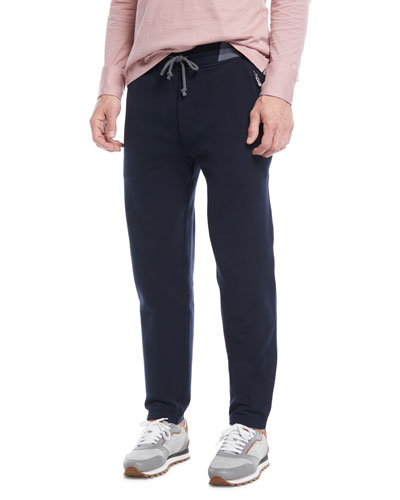 Men's Drawstring Jogger Sweatpants