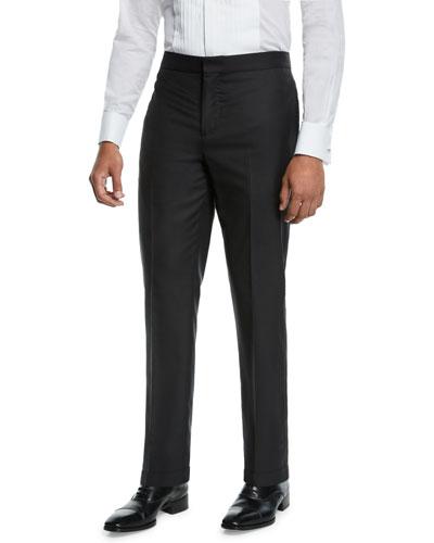 Men's Formal Tuxedo Trousers