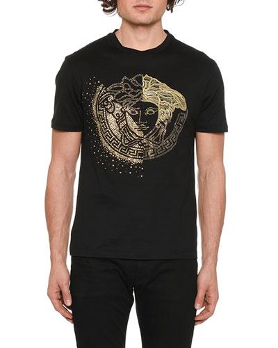 Men's Sportivo Medusa Head-Graphic T-Shirt