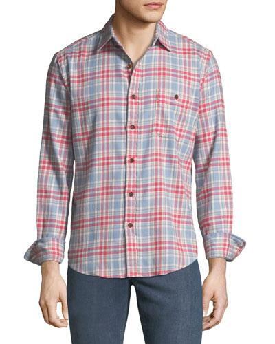 Men's Stretch Seaview Long-Sleeve Shirt