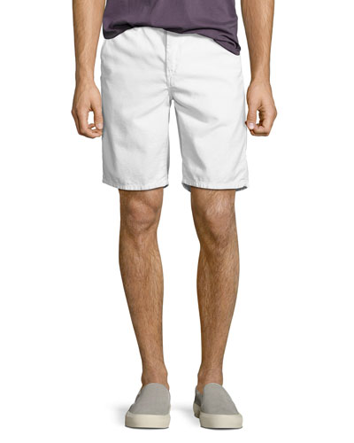 Men's Classic Slim-Fit Chino Shorts
