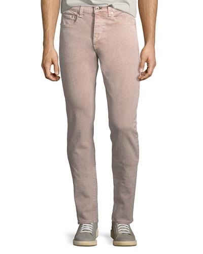 Men's Fit 2 Mid-Rise Slim-Fit Twill Jeans