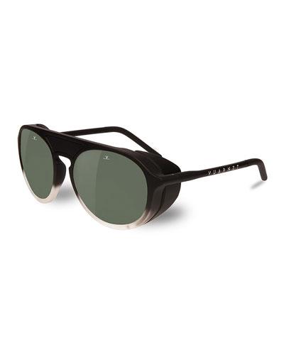 036c69b39339 Promotion Men s Active Ice Round Nylon Sunglasses Quick Look. Vuarnet
