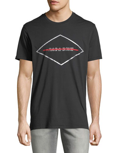 Men's Diamond Logo T-Shirt