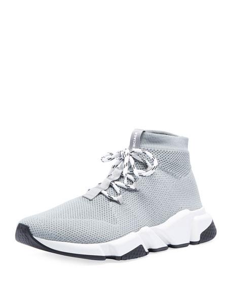 06bb72fba090 Balenciaga Men s Speed Lace-Up Mesh Sneakers
