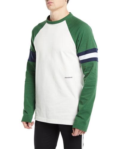 Men's Rugby Jersey T-Shirt
