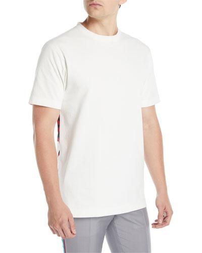 Men's Quilt Graphic T-Shirt