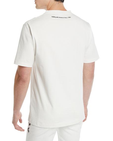 Men's Photographic Flag T-Shirt