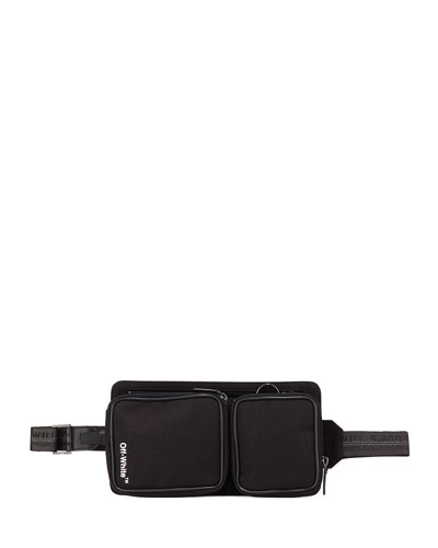 Men's Cordor Nylon Belt Bag