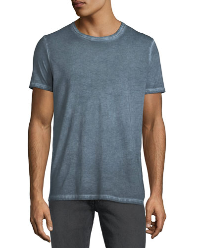 Men's Classic Jersey Crewneck T-Shirt
