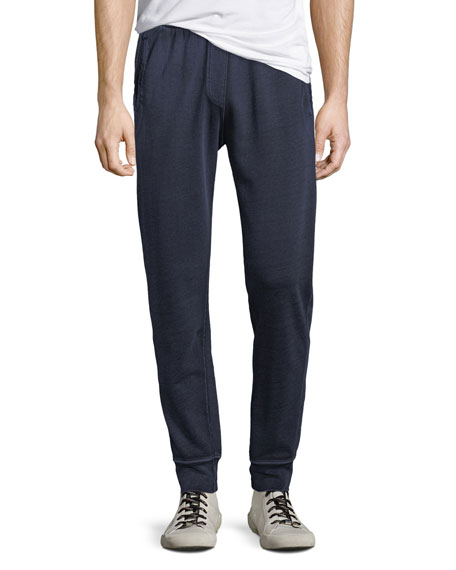 ATM Anthony Thomas Melillo Men's French Terry Cloth