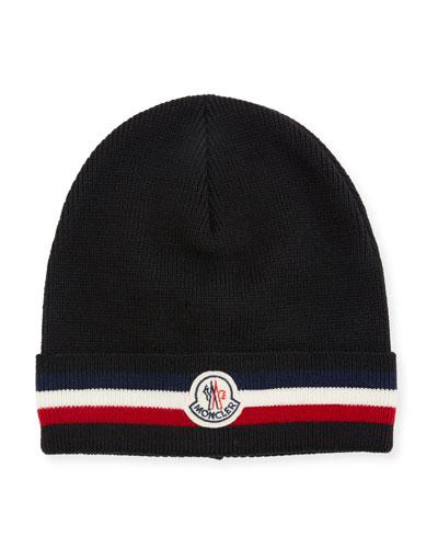 Men's Berretto Wool Beanie Hat