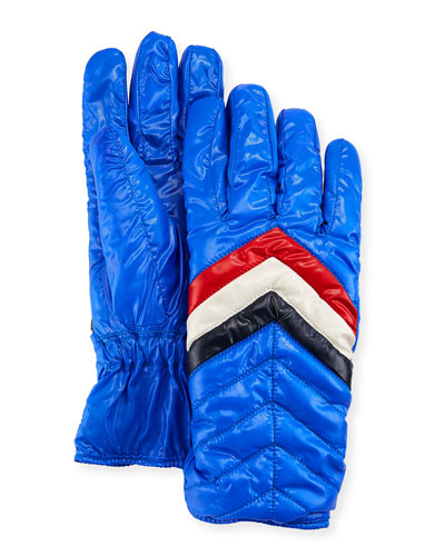 Men's Guanti Quilted Gloves