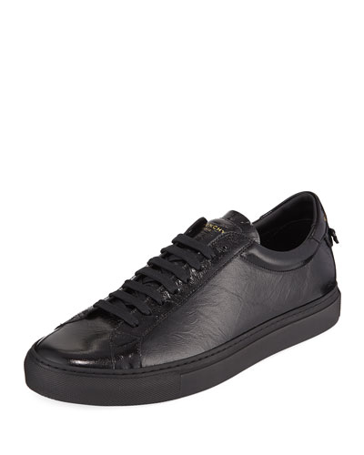 Men's Urban Street Tonal Leather Sneakers