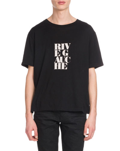Men's Rive Gauche Graphic T-Shirt