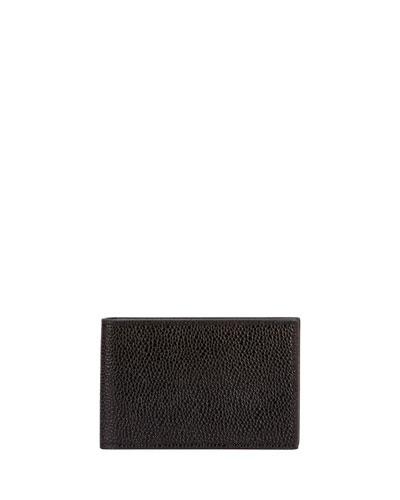 Men's City Leather Bi-Fold Wallet